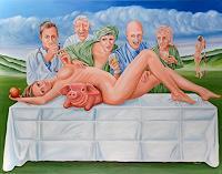 Joerg-Peter-Hamann-Gesellschaft-Menschen-Gruppe-Gegenwartskunst-Gegenwartskunst
