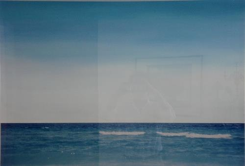 Joerg Peter Hamann, The Indian Ocean 2, Landschaft: See/Meer, Postsurrealismus