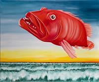Joerg-Peter-Hamann-Tiere-Wasser-Natur-Wasser-Gegenwartskunst-Postsurrealismus
