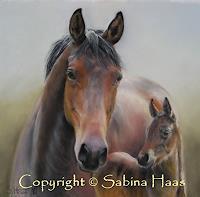 Sabina-Haas-Tiere-Land-Gefuehle-Geborgenheit-Gegenwartskunst--Gegenwartskunst-