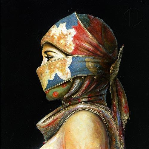 Giampaolo Bianchi, Tuareg VI, Menschen: Frau, Fashion, Gegenwartskunst