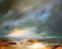 P. Ackermann, Stormy Skies