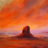P. Ackermann, Desert Glow