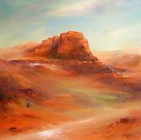P. Ackermann, Red Rocks