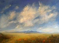 Petra-Ackermann-Landschaft-Berge-Landschaft-Ebene-Gegenwartskunst-Gegenwartskunst