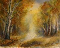 Petra-Ackermann-Landschaft-Herbst-Natur-Wald-Gegenwartskunst-Gegenwartskunst