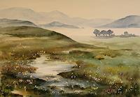 Petra-Ackermann-Landschaft-Berge-Natur-Wasser-Gegenwartskunst-Gegenwartskunst