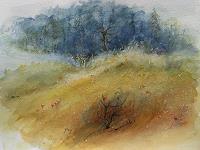 Petra-Ackermann-Natur-Wald-Pflanzen-Blumen-Gegenwartskunst-Gegenwartskunst