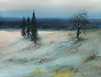 Petra-Ackermann-Diverse-Landschaften-Natur-Wald-Gegenwartskunst-Gegenwartskunst