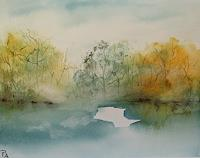 Petra-Ackermann-Landschaft-Fruehling-Natur-Wasser-Gegenwartskunst-Gegenwartskunst