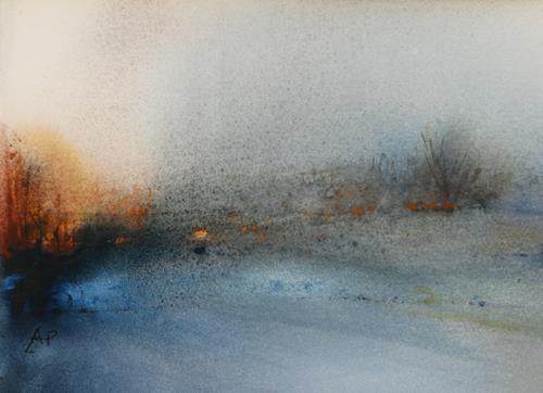 Petra Ackermann, Little Magic, Diverse Landschaften, Natur: Diverse, Gegenwartskunst