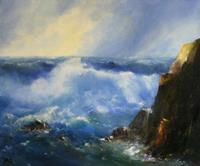 Petra Ackermann, The Wave