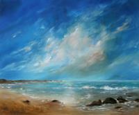 Petra Ackermann, At the Ocean