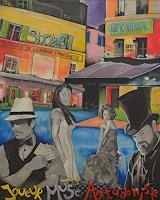 L. Stoffel, Les Adversaires - Rue des Saules