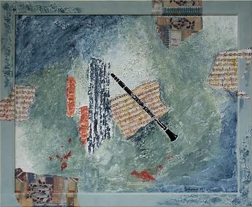 Inke Simonis, Radetzky-nette, Musik: Konzert, Poesie, Gegenwartskunst, Expressionismus