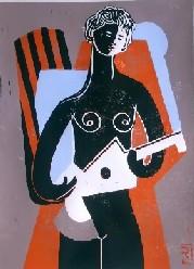 Kunst von Manfred Riffel