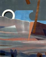 Manfred-Riffel-Landschaft-Moderne-Abstrakte-Kunst