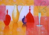 Manfred Riffel, Parfumes, Dekoratives, Gegenwartskunst