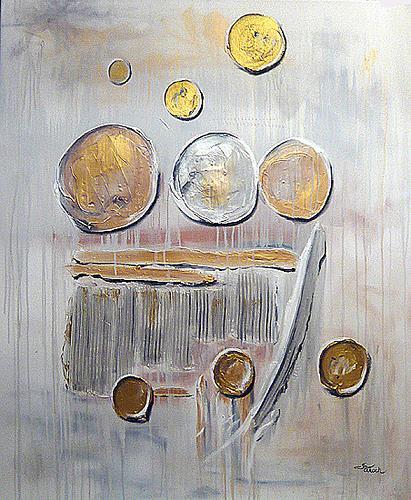 Mariola Wloch, Neun Scheiben - Gewinn, Symbol, Gegenwartskunst
