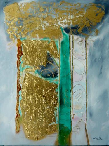 Mariola Wloch, Ergänzung, Diverses, Abstrakte Kunst