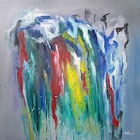 Mariola-Wloch-Abstraktes-Diverse-Gefuehle-Moderne-Abstrakte-Kunst