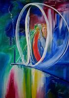 Mariola-Wloch-Abstraktes-Abstraktes-Moderne-Abstrakte-Kunst