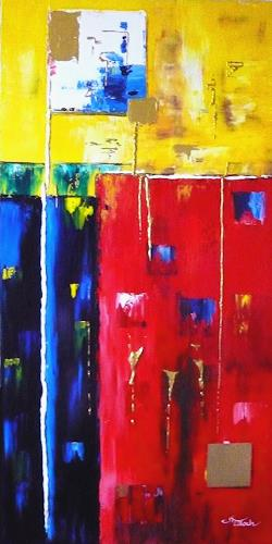 Mariola Wloch, Feeling, Abstraktes, Diverse Gefühle, Abstrakte Kunst