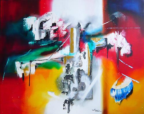 Mariola Wloch, Alles lebt, Abstraktes, Abstrakte Kunst