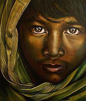 Andreas-Baumann-Menschen-Gesichter-Menschen-Portraet-Moderne-Fotorealismus