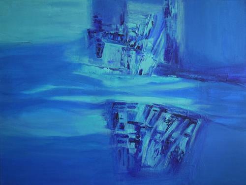 Gisela Zimmermann, The Other Side, Abstraktes, Abstraktes