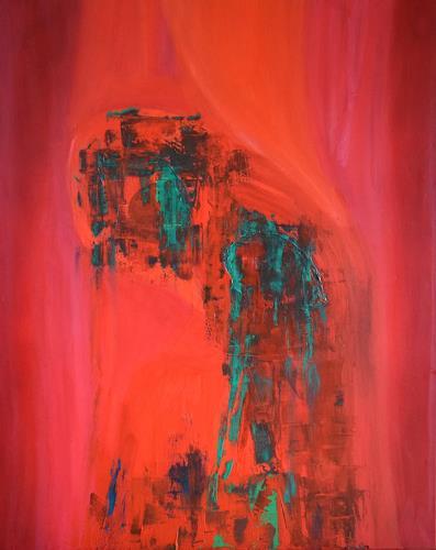 Gisela Zimmermann, The Tears of the Trees, Abstraktes, Abstraktes, Abstrakte Kunst