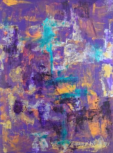 Gisela Zimmermann, Täuschungen, Abstraktes, Abstraktes, Abstrakte Kunst