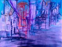 Gisela-Zimmermann-Abstraktes-Abstraktes-Moderne-Abstrakte-Kunst