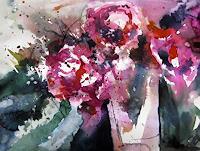 Kerstin-Sigwart-Pflanzen-Blumen-Moderne-Expressionismus