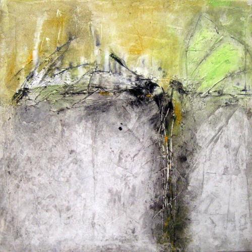 Kerstin Sigwart, Insekten, Abstraktes, Abstrakte Kunst, Expressionismus