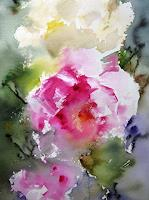 Kerstin Sigwart, der Glanz der Rosen