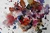 Kerstin Sigwart, morbide Blüten, Pflanzen: Blumen, Gegenwartskunst