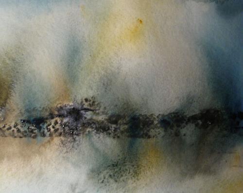 Kerstin Sigwart, Sturmboten, Landschaft, Gegenwartskunst