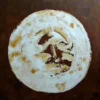 "M. Külbel, ""rust art #9″ 50×50 cm"