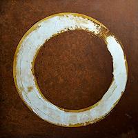 "M. Külbel, ""rust art #8″ 50×50 cm"