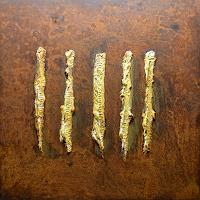 "M. Külbel, ""rust art #4″ 50×50 cm"