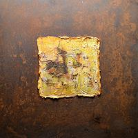 "M. Külbel, ""rust art #3″ 50×50 cm"