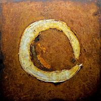 "M. Külbel, ""rust art #1″ 50×50 cm"
