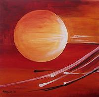 Amigold-Dekoratives-Weltraum-Gestirne