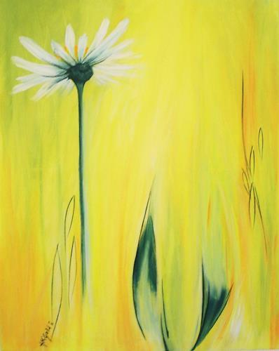 Amigold, Erwachen - Risveglio, Stilleben, Pflanzen: Blumen