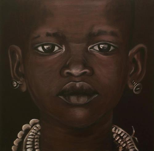 Amigold, Kimo, Menschen: Porträt