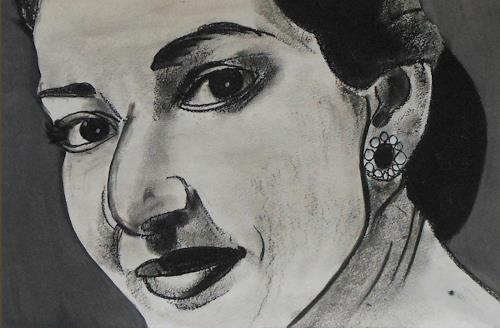 Amigold, Maria Callas, Menschen: Porträt