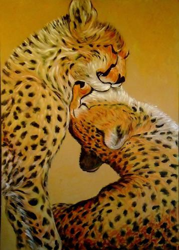 Amigold, Chitas, Tiere: Land, Postimpressionismus