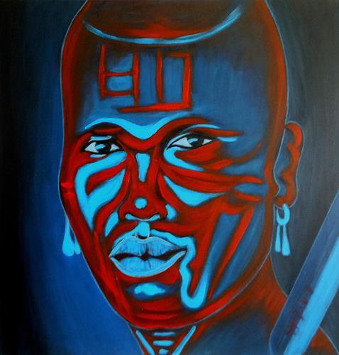 Amigold, Die Wurzeln Afrikas, Menschen: Porträt, Menschen: Porträt