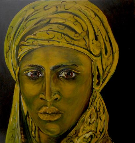Amigold, Die Würde Afrikas, Menschen: Porträt